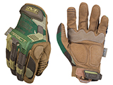 Mechanix Wear M-Pact Gloves Ver.2 - Woodland (Size: Large)