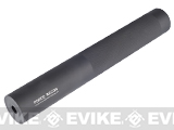 Echo1 M28 Type Airsoft Force Recon Barrel Extension - (14mm Negative / Covers up 180mm of outer barrel)