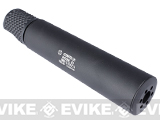 Mad Bull Gemtech HALO Mock Suppressor (Black)