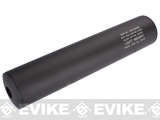 Spartan Doctrine Lightweight 40mm Airsoft Mock Silencer / Barrel Extension - (200mm)