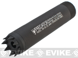Spartan Predator Barrel Extension / Mock Suppressor w/ Spiked Strike Bezel - 14mm CCW