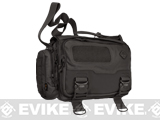 Hazard 4 Sherman Laptop Messenger Bag - Black