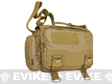 Hazard 4 Sherman Laptop Messenger Bag - Coyote
