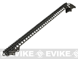 G&P Receiver Rail for Tokyo Marui 870 Series Airsoft Shotguns - Long