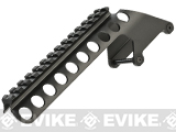 G&P Receiver Rail for Tokyo Marui 870 Series Airsoft Shotguns - Short