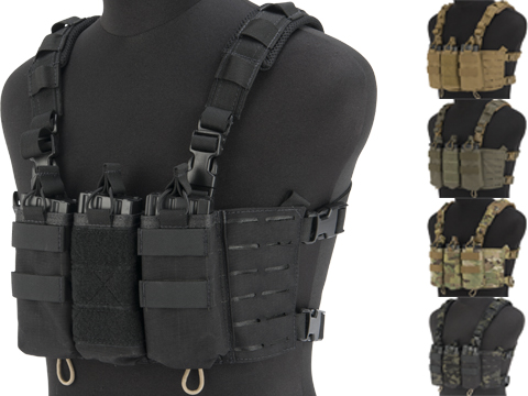 Mission Spec MagRack 5 5.56mm Chest Rig and Rack Strap Package