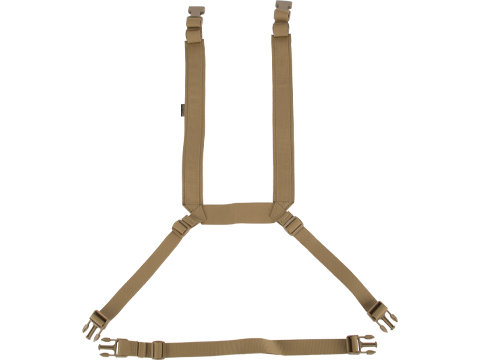 Mission Spec Rack Straps Harness (Color: Coyote)