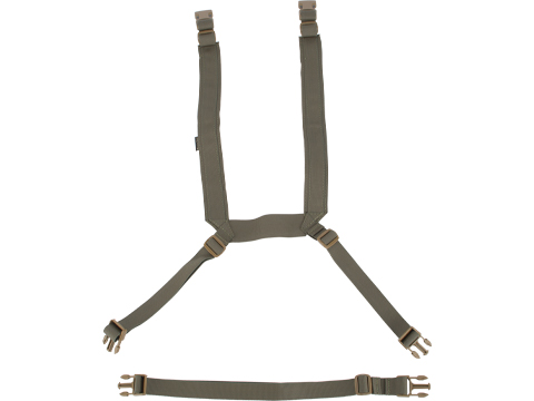 Mission Spec Rack Straps Harness (Color: Ranger Green)