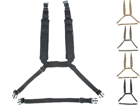 Mission Spec Rack Straps Enhanced Harness