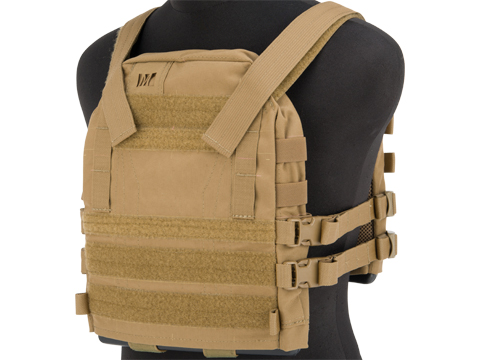 Mission Spec Armor Carrier 2 AC2 Plate Carrier (Color: Coyote)