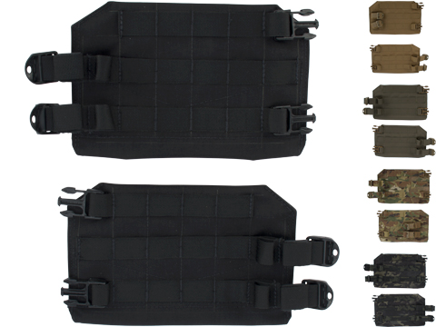 Mission Spec FlankSavers Side Armor Plate Adapters for AC2 and EC2 Plate Carriers