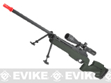 ARES Airsoft MSR-009 Gas Powered Bolt Action Sniper Rifle