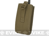 z MilSim West Baofeng Radio Pouch by Tactical Tailor - Coyote Brown