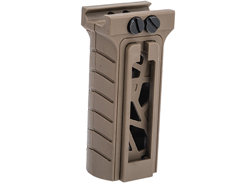Matrix Tactical PSL Vertical Grip (Color: Desert Earth)
