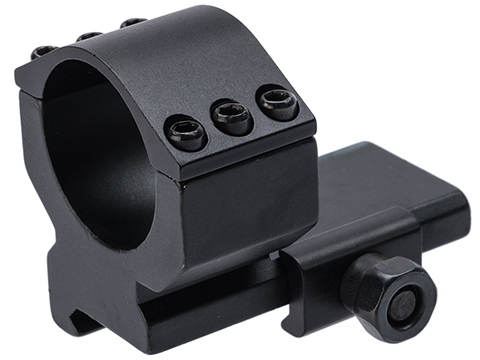 Matrix Real Steel Grade 30mm QD Scope Mount for Red Dots / Rifle Scopes (Model: Low Profile)