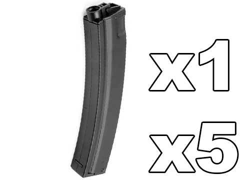 Matrix 260 Round Hicap Full Metal Magazine for MP5 / MOD5 Series Airsoft AEG