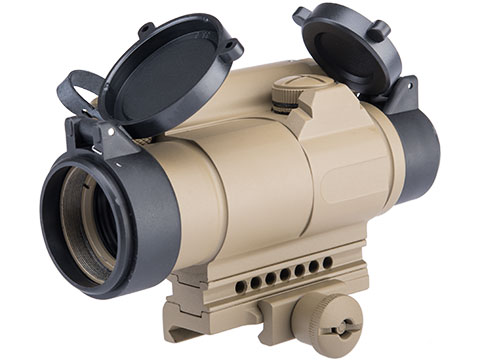 Matrix M4 Style Red/Green Dot Sight (Color: Dark Earth)
