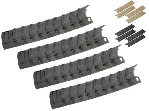 Matrix Transformer Modular Polymer Rail Covers