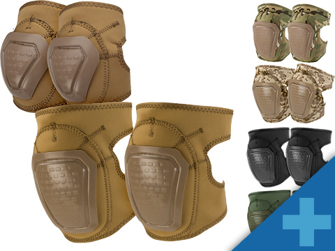 Matrix Bravo Advanced Neoprene Tactical Knee and Elbow Pad Set