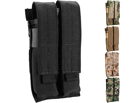 Matrix Airsoft SMG Double Magazine MOLLE Pouch