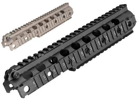 Matrix Navy Seal Type 10.75 RIS for M4 M16 Series Airsoft GBB Gas Rifles