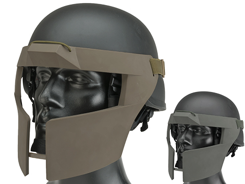 Matrix Spartan Tactical Face Protector