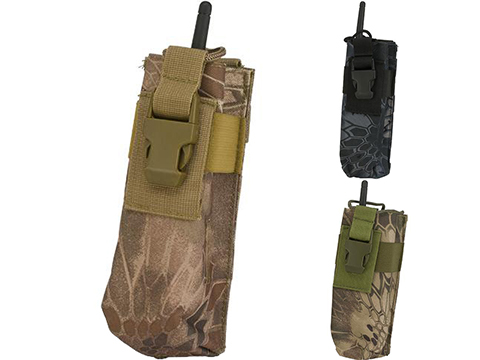 Matrix MOLLE Compatible Walkie Talkie Pouch