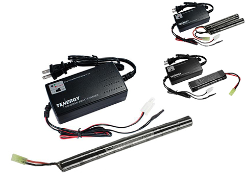 AEG Battery Starter Package w/ Smart Charger