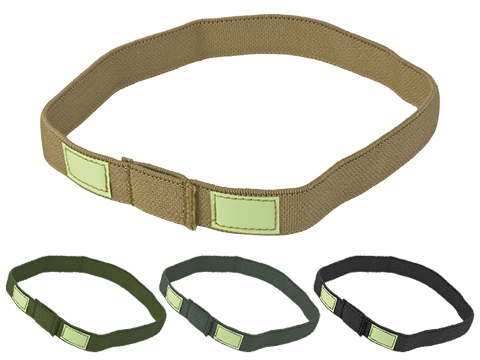 Matrix Glow-in-the-Dark Helmet Cat Eye Band - (Color: Tan)