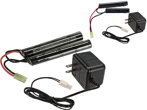 AEG Battery Starter Package w/ Basic Charger