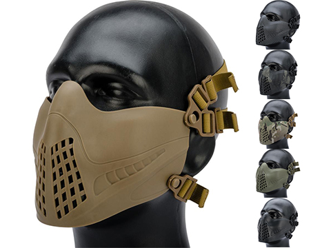 Matrix Pilot Half Mask