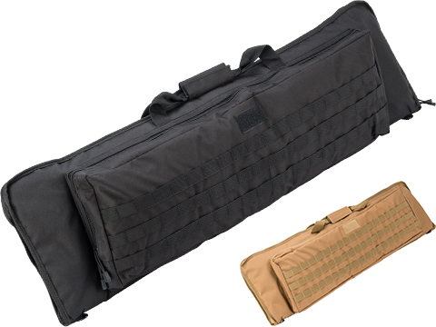 Matrix Tactical 38 Padded Single Rifle Bag (Color: Black)