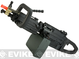 Mugen Fire Class I Custom ChainSAW Zombie Killer A&K M249 Airsoft Machine Gun