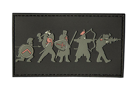 MUSA Original Bloodline PVC Morale Patch