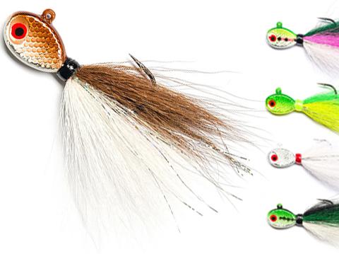 Mustad Saltwater Tamer Bucktail Jig