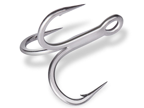 Mustad Kaiju 7X Strong Treble Hook - Set of 2
