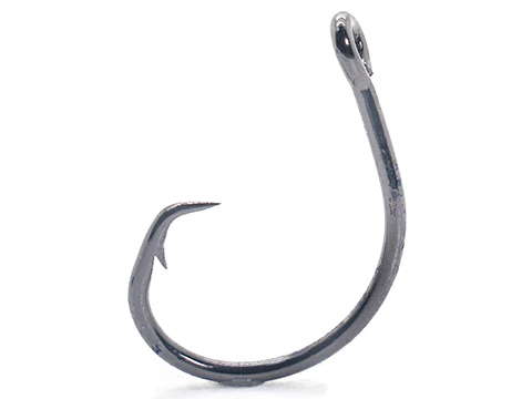 Mustad Demon 2X Strong Offset Circle Hook