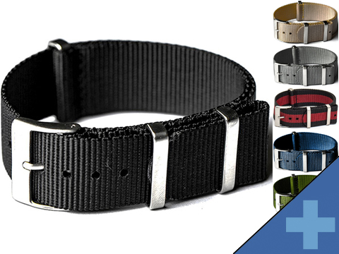 NATO Hardware EDC Watch Strap