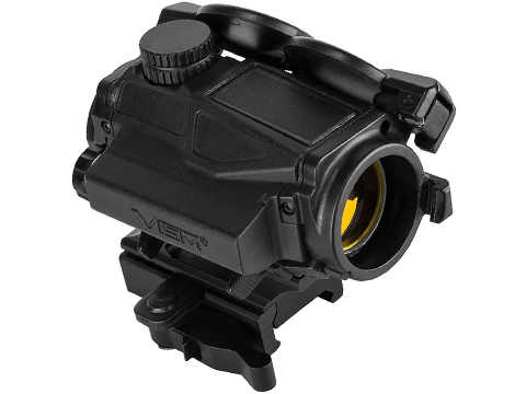 VISM® by NcSTAR® SPD COMBAT Solar Powered Red Dot Reflex Sight