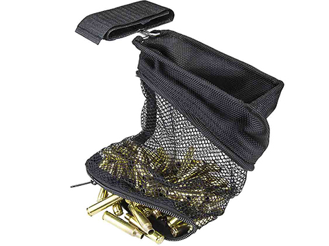 NcSTAR Mesh Brass Catcher w/ Hook and Loop Strap