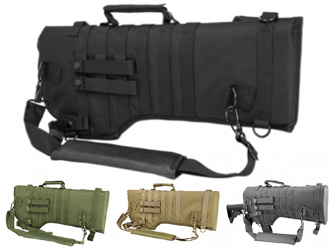 NcSTAR MOLLE Tactical Rifle / Shotgun Scabbard