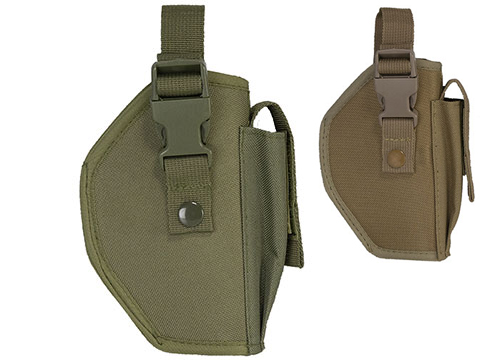 NcSTAR Belt Mounted Fabric Pistol Holster & Mag Pouch
