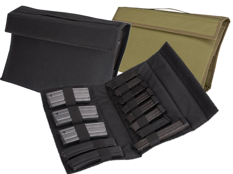 NcSTAR XL Magazine Wallet for Pistol and Rifle Mags (Color: Black)
