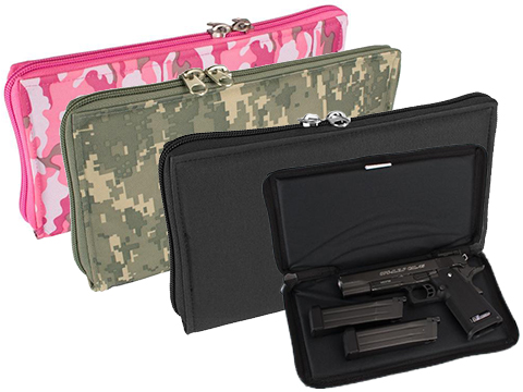 NcSTAR Padded Handgun Soft Case