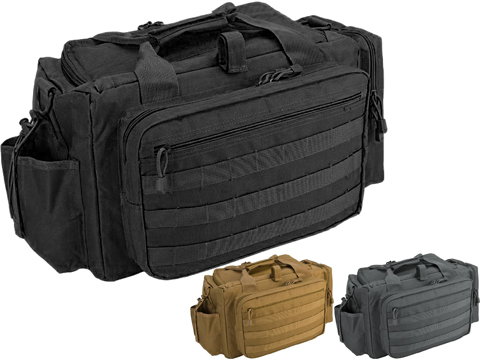 NcSTAR Shooter's Competition Range Bag (Color: Black)