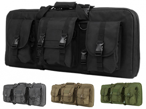 NcStar / VISM 28 Deluxe Dual Compartment Subgun / SBR Padded Carrying Bag