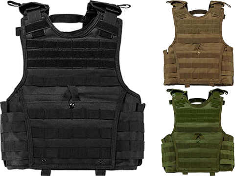 VISM / NcStar Expert Tactical Plate Carrier