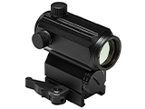NcStar Micro Red & Blue Dot Scope with Integrated Riser - Black