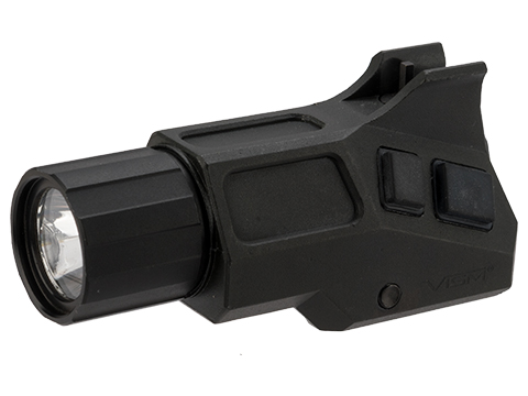 VISm by NcStar AR15 Weapon Light with Integrated A2 Front Sight
