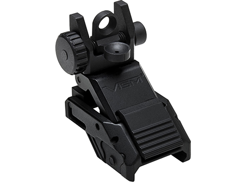 Vism Pro Series AR Flip Up Rear Sight